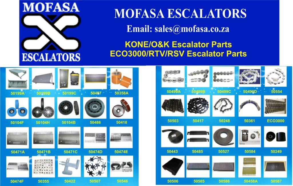 Escalator Spares