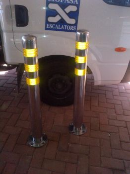 We Manufacture and install bollards